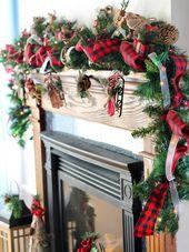 Photo of Wie man atemberaubende DIY Weihnachtsgirlande wie ein Profi macht