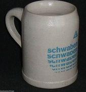 Vintage Miniature Lowenbrau Beer Stein 34 tall