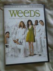 Weeds Season 3 Dvd 2011 Canadian Seasons Season 3 Dvd