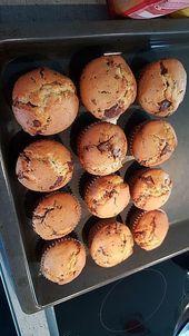 Schoko – Muffins – #Muffins #Schoko – #Muffins #Schoko – Schoko Käsekuchen – Co…
