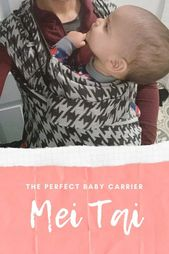 Baby Carrier Mei Tai Baby Carriers Are The Perfect Solution » Nicole Gilbert