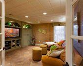 Bright Basement Lighting Ideas