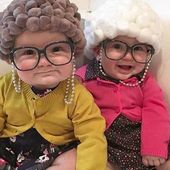 Make baby costume yourself: ideas for carnival