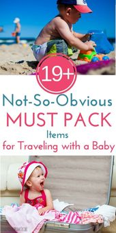 Touring with Child: 19 Should-Haves You Do not Need to Overlook to Pack