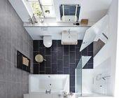 ▷ Kleines Bad gestalten
