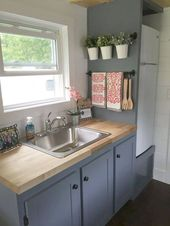 30 small kitchen designs and decorating ideas to change your cooking space