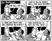 Schooling Cartoons : Educating Humor : Humorous Trainer Cartoons