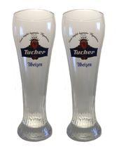 "Tucher – 2 German Beer Glasses 0.5 Liter – ""Weissbier"" – NEW | Collectibles, Bre…"