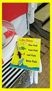 (Fishing Baby Shower Theme) – Photo 4 of 19: Nautical, Red, Dark Blue & Light Blue Baby Showe… – Fishing baby shower theme