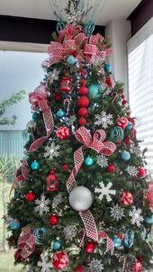 Como Decorar Mi Arbol De Navidad Natural