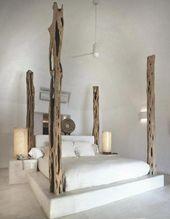 Bauen Sie Ihr eigenes Bett für ein individuelles Schlafzimmerdesign