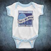 Star Wars, das ist kein Mond Imperial Dark Side Wheat Ale Science-Fiction-Film Parodie Blue Beer Inoffizielle Baby G   – Products