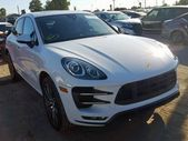 2016 Porsche Macan TURBO –  $28000