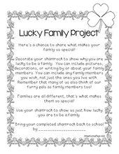 FREI Glücklich, ein Familien-Kleeblatt-Projekt zu sein   – Kindergarten