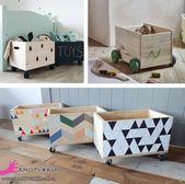 20 Ideen zur Aufbewahrung von Spielzeug – unabhängig   – Ikea-Hacks