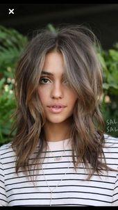 Meilleures coiffures longues