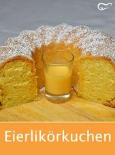 Esta receta simple y rápida para un pastel de ponche de huevo jugoso te hará sentir como …