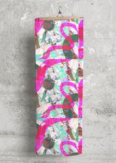 Cashmere Silk Scarf - Cherry Vanilla Chi Chi by VIDA VIDA f2wtMHUWxW