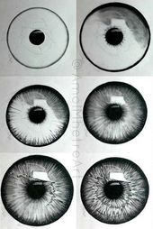 20 Amazing Ideas for Drawing Eyes # Eyes #the #draw #erstaunli