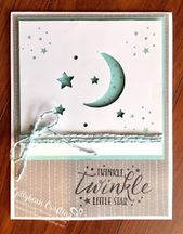 Baby Showers Twinkle Gillybean Crafting : Stampin' Up! Twinkle Twinkle Suite - Focusing on the Pu...
