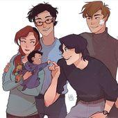 Ich finde es toll, wie aufgeregt Sirius über seinen kleinen Patensohn ist und wie …