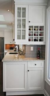 13 Shocking Small Kitchen Remodel Corner Sink Ideas Kitchen Layout U Shaped Kitchen Layout Farmhouse Kitchen Remodel