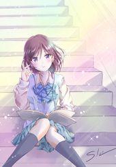 Photo of #Anime #AnimeGirl #Girl #LoveLive #Maki