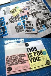 Résumé de la conception efficace de Greig Anderson  – Personal Branding