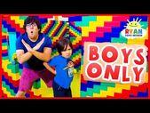 Riesen Lego Box Fort Keine Mädchen Erlauben !!!! – Youtube   – Christmas