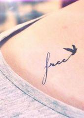 25 Scheidung Tattoo Ideen, um Ihre neu entdeckte Freiheit zu feiern
