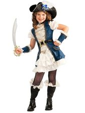 Image result for kids pirate costume