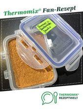 Papas fritas y condimento de papa al horno   – Thermomix