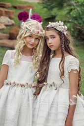 ▷ 1001 + schöne Frisuren für Mädchen zum Nachstylen