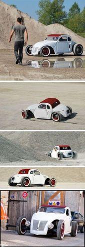 Citroën 2CV heißt & # 39; Citrod & # 39; – Blog Spirit Design – # 2CV #Blog #Citrod # CITROËN # …   – Ente