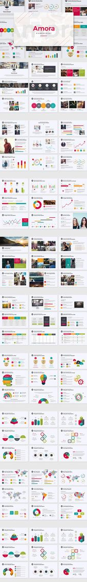 Magnum PowerPoint Template PowerPoint Presentation Templates - project overview template