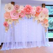 SeattleGiantFlowers shared a new photo on – Wedding