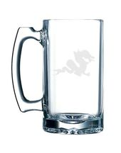 Dragon Mythology #8 – Snake Serpent Tattoo Symbol –  26 oz glass mug stein,  #dragon #glass #…
