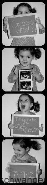 Baby # 2 Ankündigung …. kein Baby # 2 ist NICHT unterwegs!,  #schwangerschaft…