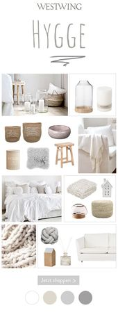 Spectacular ♥ ygHygge ♥ ️ The Danes showed us how happy and calm …   – Deko Wohnzimmer