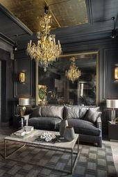 USA contemporary home decor and mid-century modern lighting ideas from DelightFU…