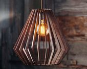 Chandelier Lighting Pendant Light Scandinavian Decor Wooden Lamp Shade Lighting Woodlamp Shade Kitchen Lighting Lampshade Chandelier Shades