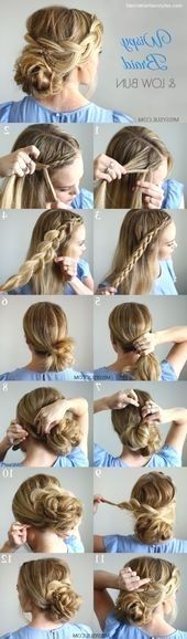 : #Simple hairstyles for round faces #Simple #Women #Hairstyles # Hairstylesfor –