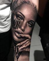 IG: @samuraistandoff #tattoo #realistic #ink #inkedup #inked #t … #tattoo   – Art