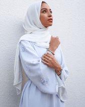 15 beliebteste Dubai Style bestickte Abayas