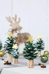 Christmas crafts: Three craft ideas