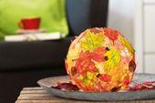 Machen Sie sich die Herbstdekoration selbst: farbenfrohe Herbstzauber   – Geburtstag