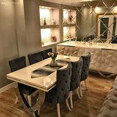 2000+ Yemek Odası Modeli, Takımlar, Farklı Fikirler – 2