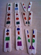 Erfahren Sie mehr über Shapes-Aktivitäten für Kinder im Vorschulalter – Unterricht