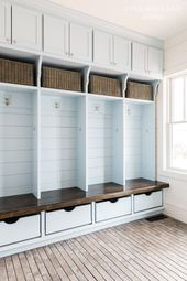 27 Best Mudroom Ideas to Get Your Ready for Fall S…