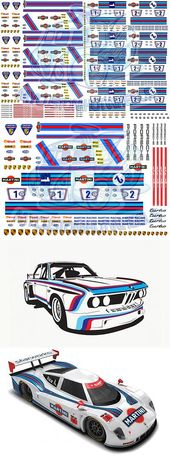 Martini Racing Decals For Hot Wheels 1 64 Scale Diecast Cars Ebay Martini Racing Racing Stickers Hot Wheels